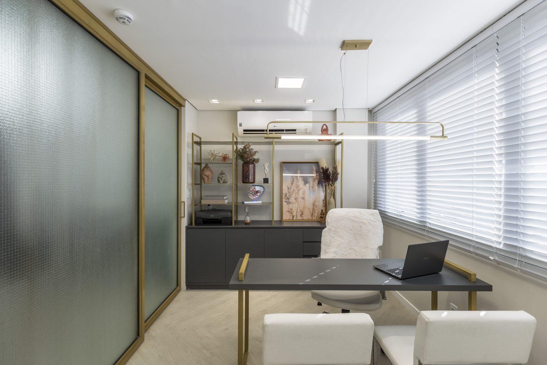 Projeto de Arquitetura comercial #ConsultórioMedplex
